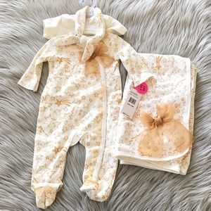 BETSY JOHNSON 4 Piece Set